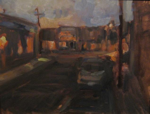 Across the Street