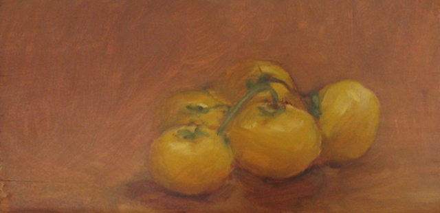 Yellow Tomatos