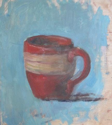 Our First Mug