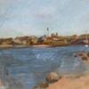 Sag Harbor Bridge Sketch