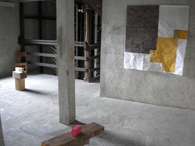 Installation at John Davis Gallery