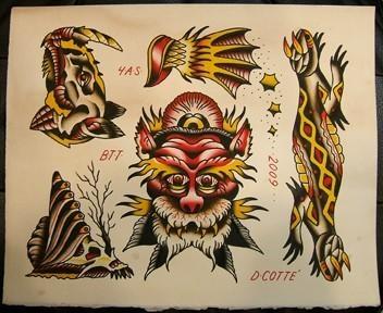 demonic creatures I