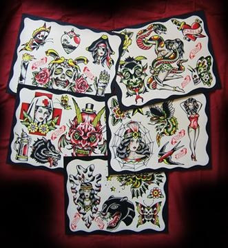 tattoo flash 2007