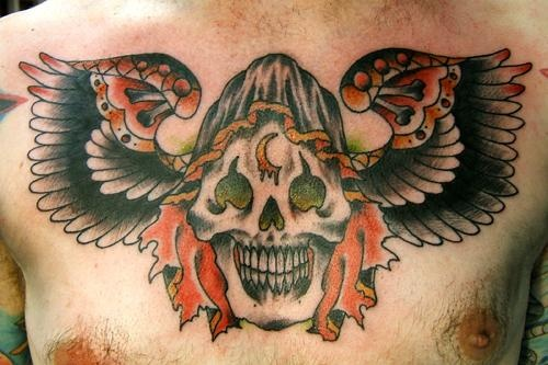 jon's chest reaper