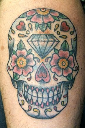 kilin's good sugar skull