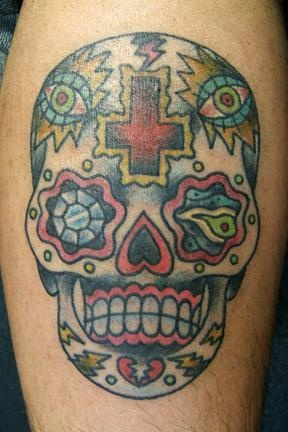 kilin's bad sugar skull