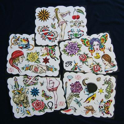 tattoo flash 2006