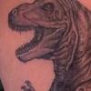 t-rex fanciness
