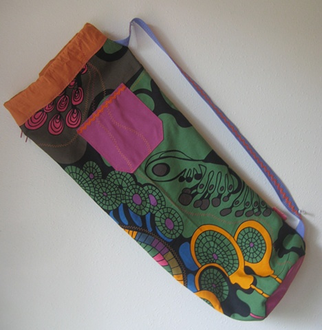 yoga/exercise mat bags
