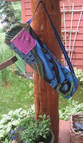 yoga/exercise mat bags