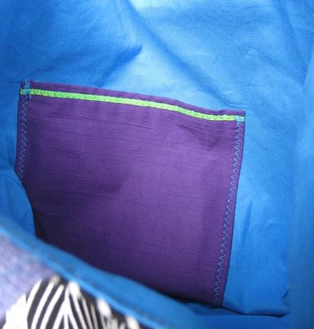 interior/pocket