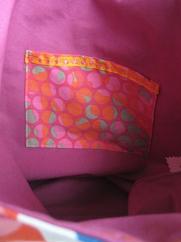 interior pocket