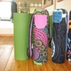 Yoga Mat Bags for BIG mats.