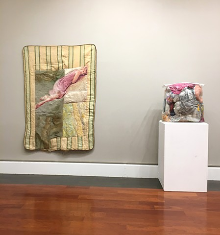 Pink Lady, installation view