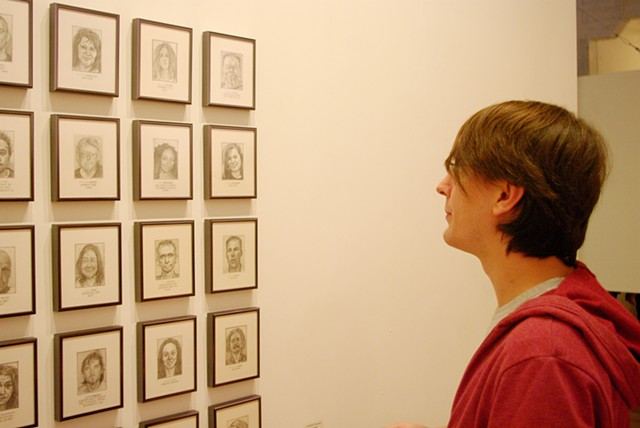 GRIDLOCK, installation view