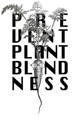 Prevent Plant Blindness Logo