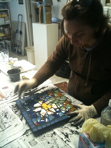 Mosaic Workshop 11/11