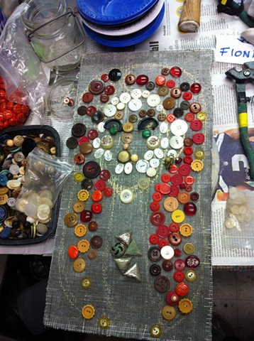 Mosaic Workshop 11-17-12