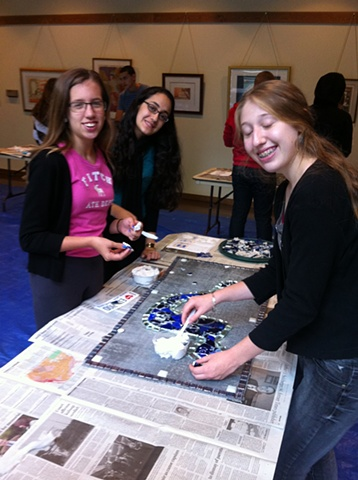 Shalom Mosaic Workshop