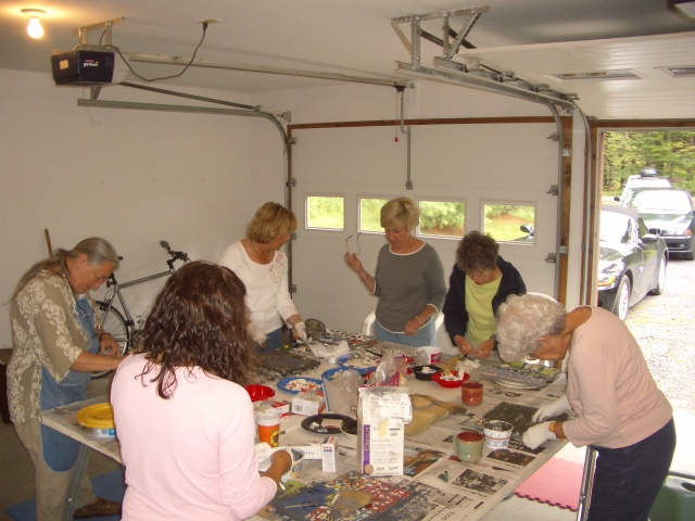 Workshop Class 8/08 Vermont