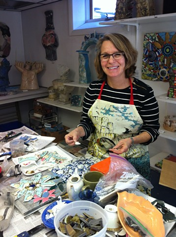Mosaic Workshop Class 11/13
