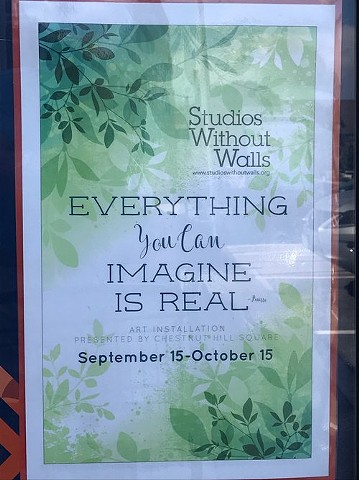 WGBH's Jared Bowen reviews SWW's 'Everything You Can Imagine Is Real'