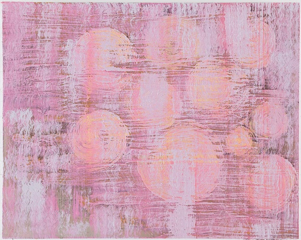 Untitled (Pink and Yellow)