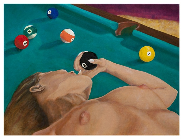 The 8 Ball Game