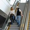 Laughing Escalator