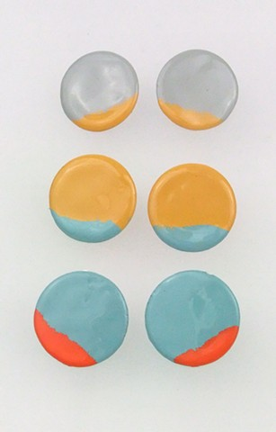 Production: Stud earrings