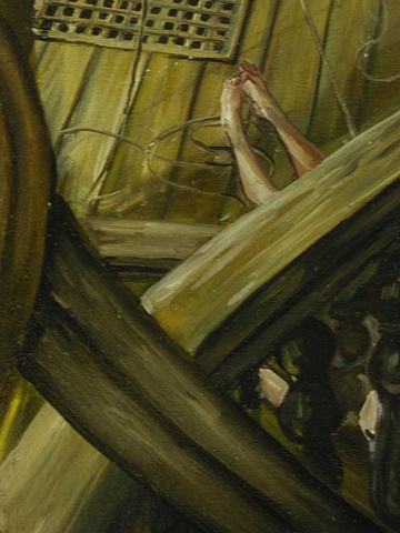 Ship of Fools (detail)