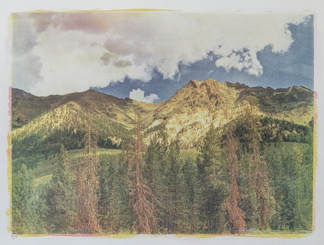 Sawtooth Mountains 2