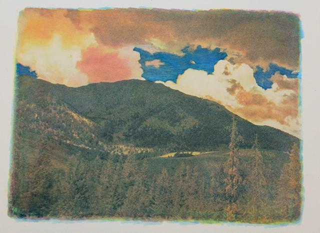 Sawtooth Mountains #5