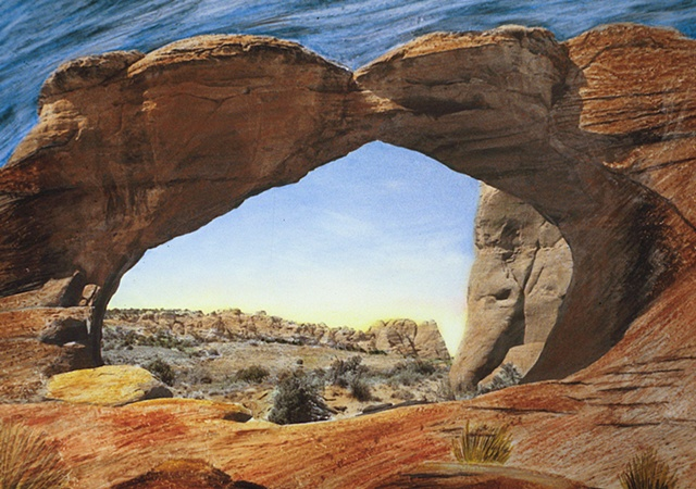 Arches #16