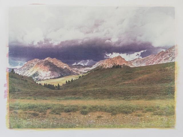 Sawtooth Mountains #4