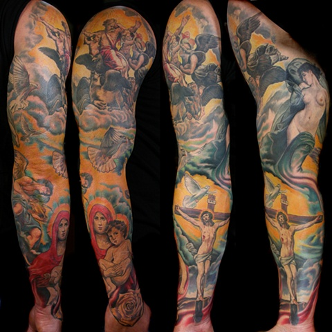 Biblical Sleeve