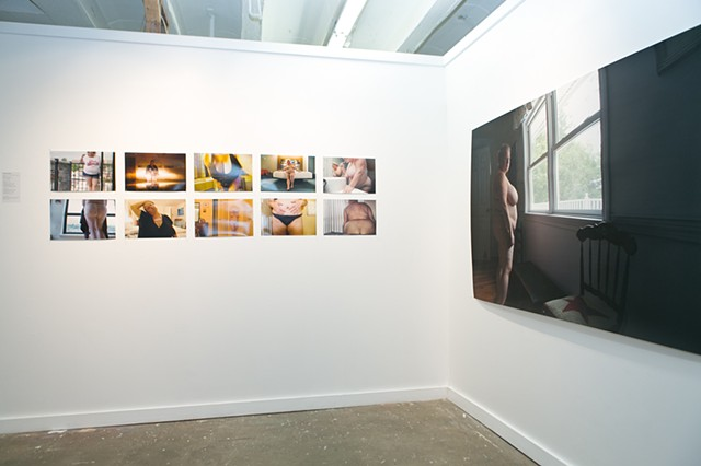 Bodies Exhibition at Otis Street Arts Project (2018)