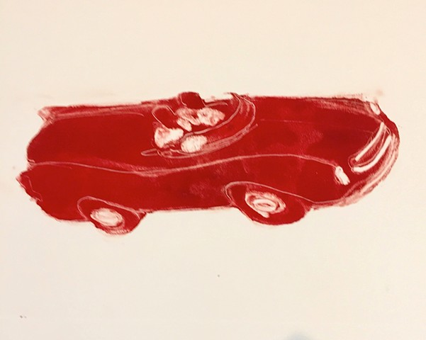 Automotive (Red)