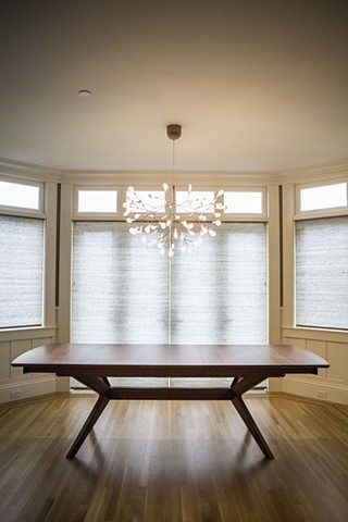 XX Table   Dining Table - Extension Version