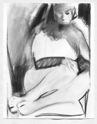 Untitled figure study