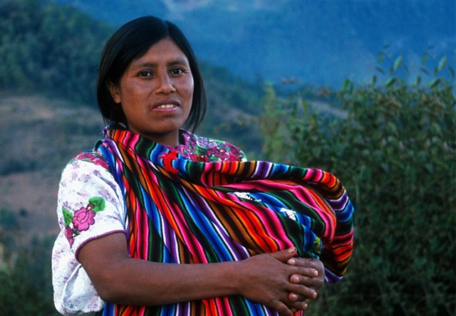 Guatamala woman