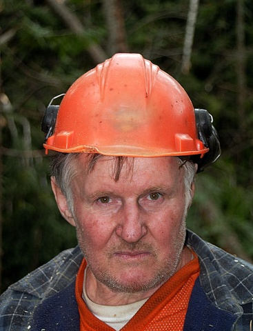 Portrait of Loggers 9