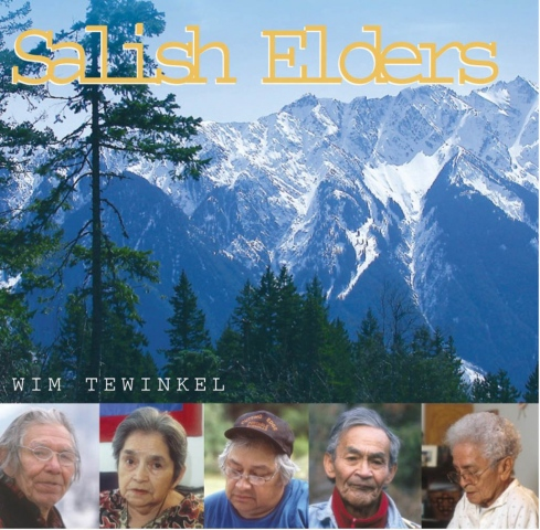 Salish Elders - Photography Book