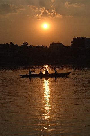 Ganges river - Varanasi