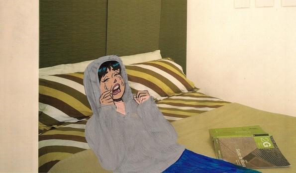 Afternoon Pajamas Crying II