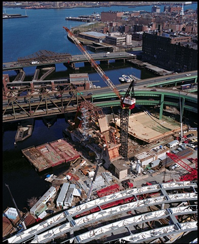 ZAKIM TOWER CONSTRUCTION 1999