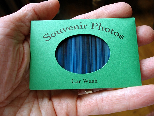 Souvenir Photos - Car Wash