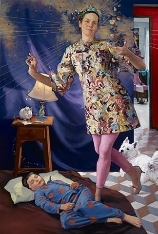 Portrait as Tooth Fairy