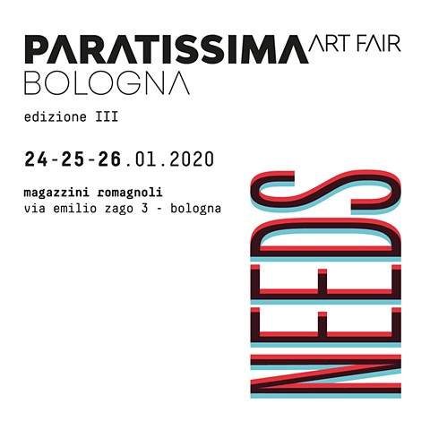 Work on View at Paratissima Art Fair