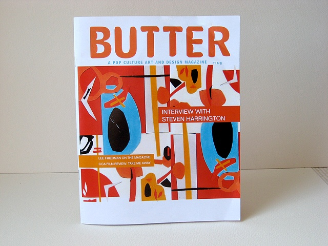 Butter Magazine cover